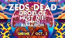 Zeds Dead tickets at Shrine Expo Hall in Los Angeles