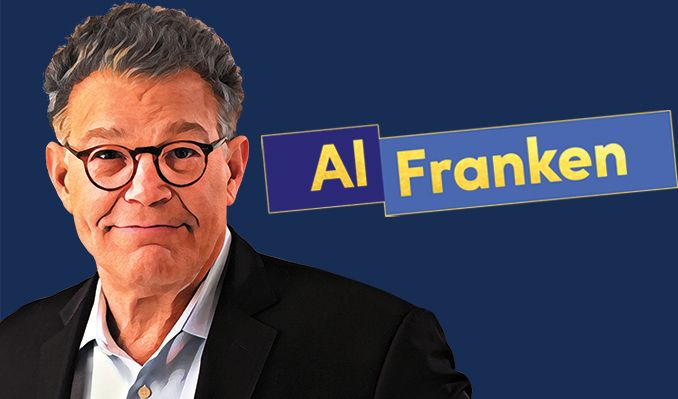 Al Franken tickets at Town Hall in New York City