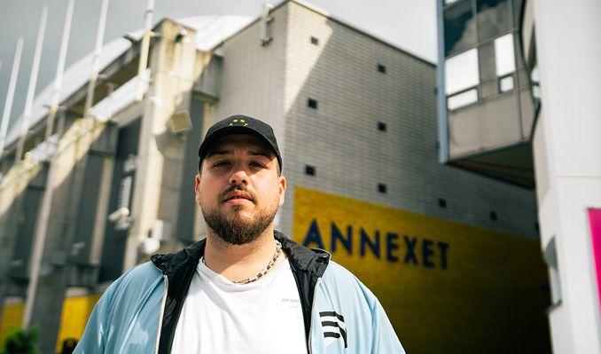 Anis Don Demina - INSTÄLLT tickets at Annexet in Stockholm