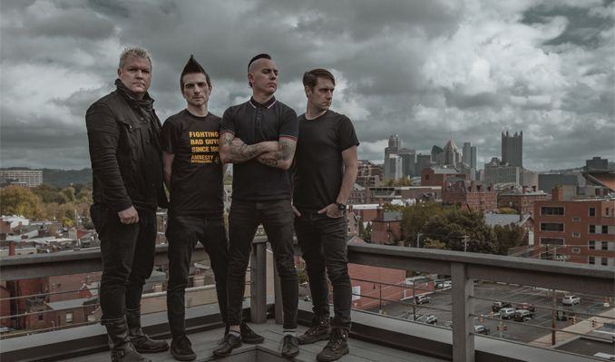 Anti-Flag tickets at A&R Music Bar, Columbus