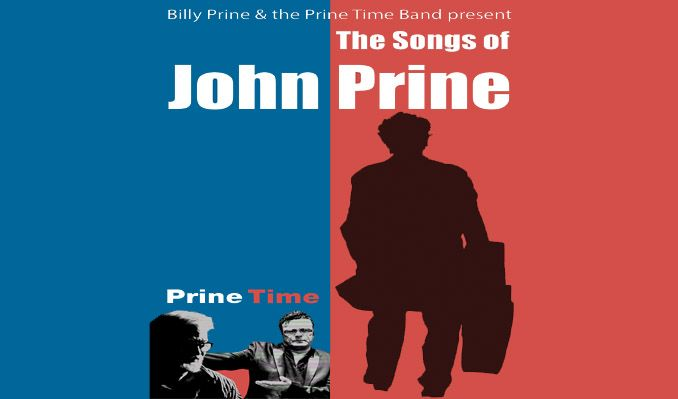 Billy Prine and The Prine Time Players tickets at Keswick Theatre in Glenside