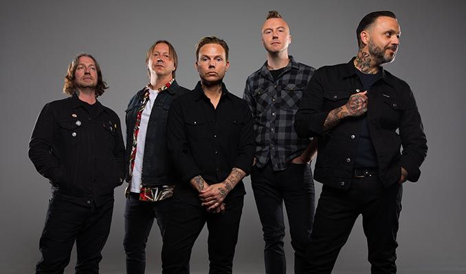 Blue October tickets at EXPRESS LIVE! in Columbus