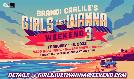 Brandi Carlile's Girls Just Wanna Weekend 3 tickets at Hard Rock Hotel (Riviera Maya, Mexico) in Riviera Maya, Quintana Roo