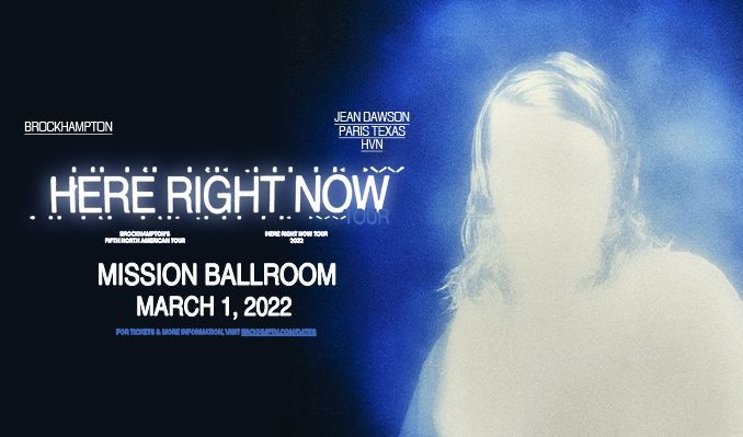 BROCKHAMPTON tickets at Mission Ballroom in Denver