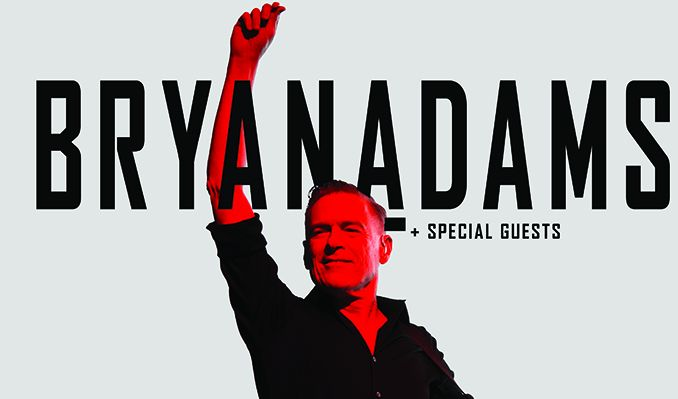 Bryan Adams - RESCHEDULED tickets at Cardiff Castle in Cardiff