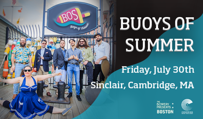 Buoys of Summer tickets at The Sinclair in Cambridge