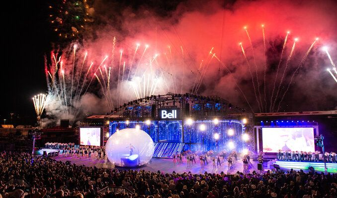 Calgary Stampede Evening Show - Monday, July 12 tickets at Calgary Stampede Grandstand in Calgary