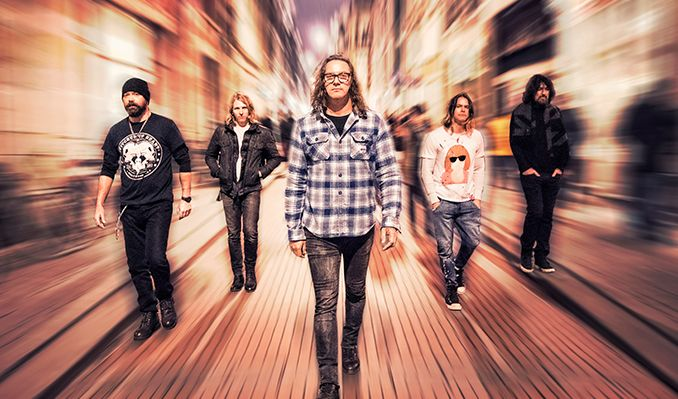 Candlebox tickets at Fonda Theatre in Los Angeles