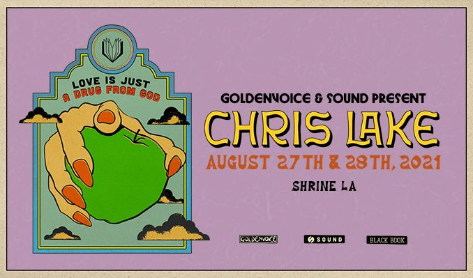 Chris Lake 2nd Show  tickets at Shrine Expo Hall in Los Angeles
