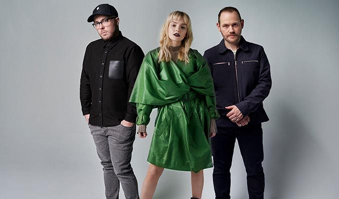 CHVRCHES tickets at EXPRESS LIVE! in Columbus