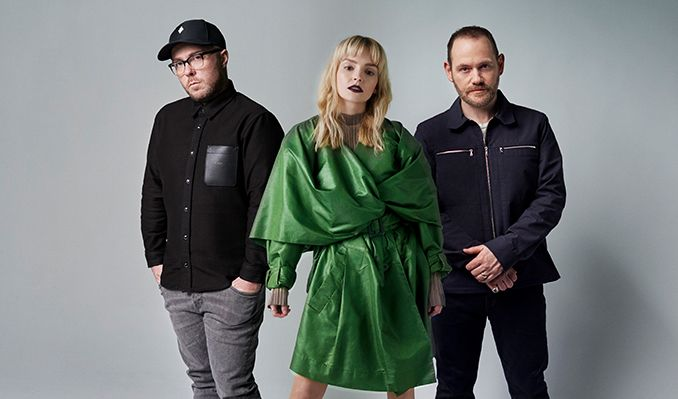 CHVRCHES tickets at Terminal 5 in New York