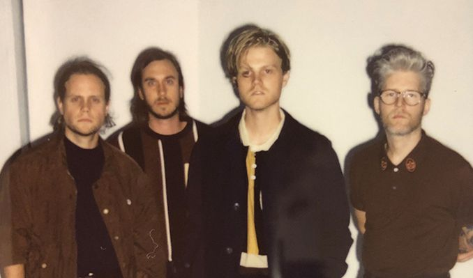 Colony House tickets at Fonda Theatre in Los Angeles