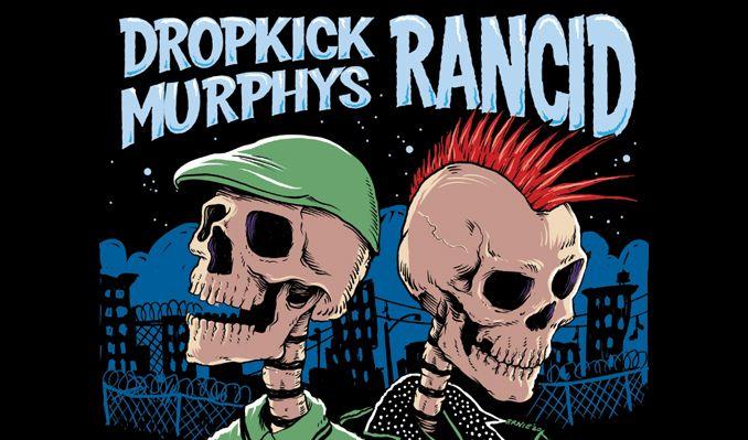Dropkick Murphys + Rancid tickets at Virginia Credit Union LIVE! at Richmond Raceway in Richmond
