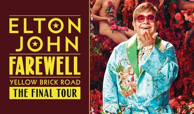 Elton John: Farewell Yellow Brick Road: The Final Tour  tickets at Ashton Gate Stadium in Bristol