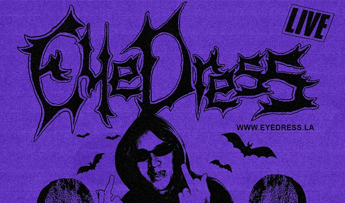 Eyedress tickets at The Roxy in Los Angeles