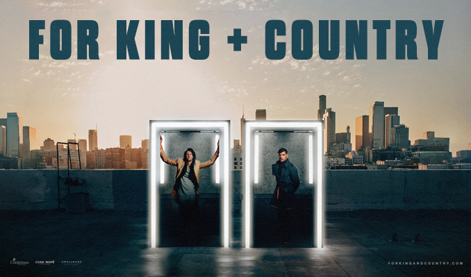 for KING & COUNTRY tickets at Broadmoor World Arena in Colorado Springs