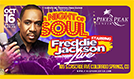 Tony Exum, Changing Faces, Michel'le, Howard Hewett,  Freddie Jackson tickets at Pikes Peak Center in Colorado Springs