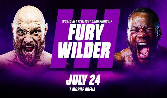 Fury vs Wilder III tickets at T-Mobile Arena in Las Vegas