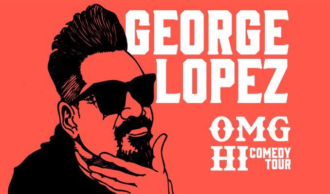 George Lopez tickets at Saroyan Theatre in Fresno