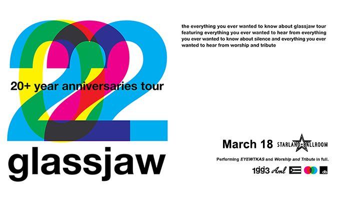 Glassjaw tickets at Starland Ballroom in Sayreville