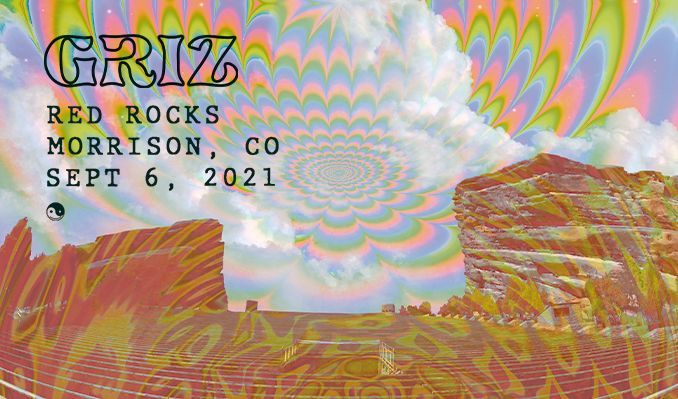 GRiZ tickets at Red Rocks Amphitheatre in Morrison