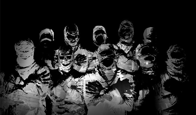 Here Come the Mummies tickets at Gothic Theatre in Englewood