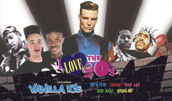 I Love The 90's tickets at Microsoft Theater in Los Angeles