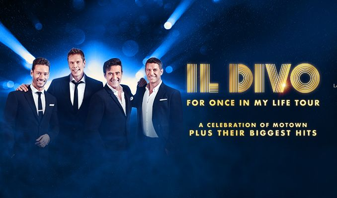 Il Divo tickets at Microsoft Theater in Los Angeles