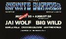 Jai Wolf & Big Wild - Infinite Summer tickets at Brooklyn Mirage in Brooklyn