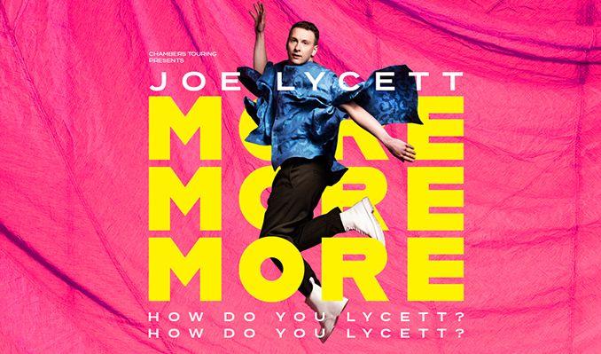 Joe Lycett tickets at Eventim Apollo in London