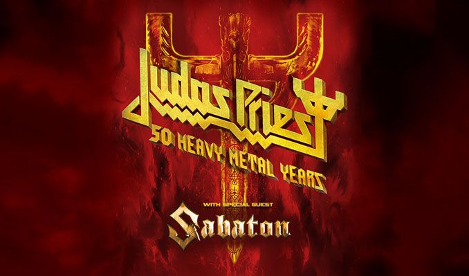 Judas Priest: 50 Heavy Metal Years tickets at Microsoft Theater in Los Angeles