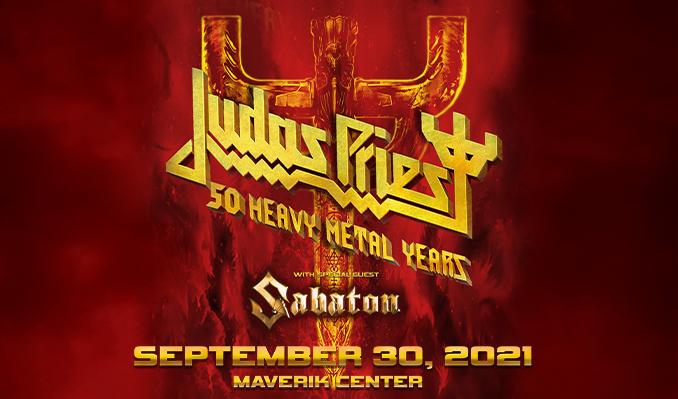 Judas Priest tickets at Maverik Center in Salt Lake City