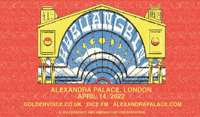 Khruangbin tickets at Alexandra Palace in London