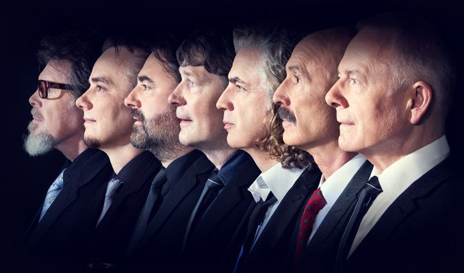 King Crimson tickets at The Pavilion at Old School Square, Delray Beach