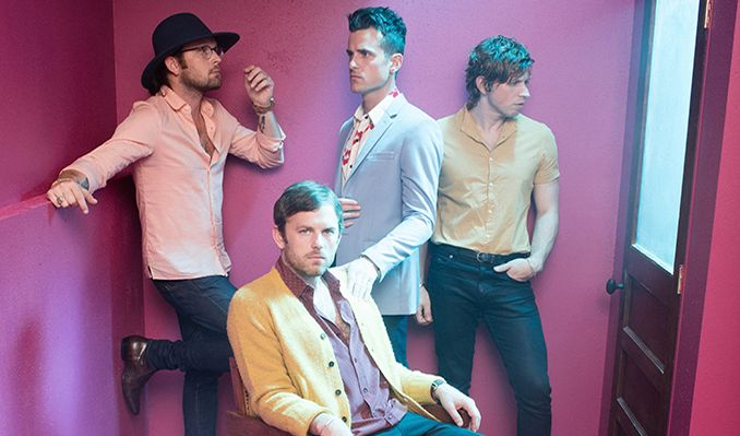 Kings of Leon & Gary Clark Jr. tickets at Snowmass Town Park in Snowmass
