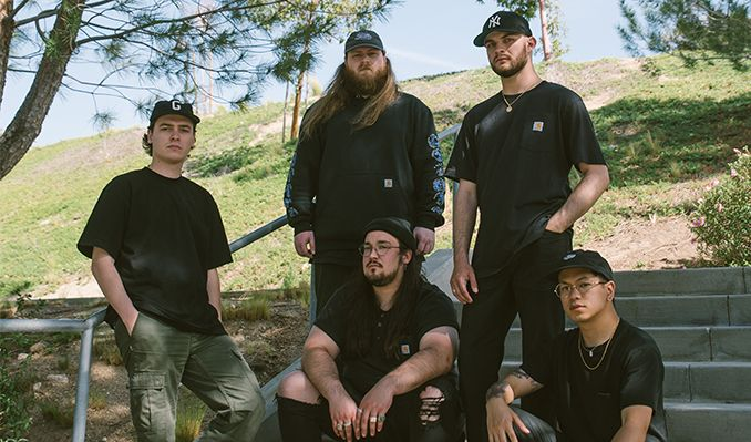Knocked Loose tickets at Music Hall of Williamsburg in Brooklyn