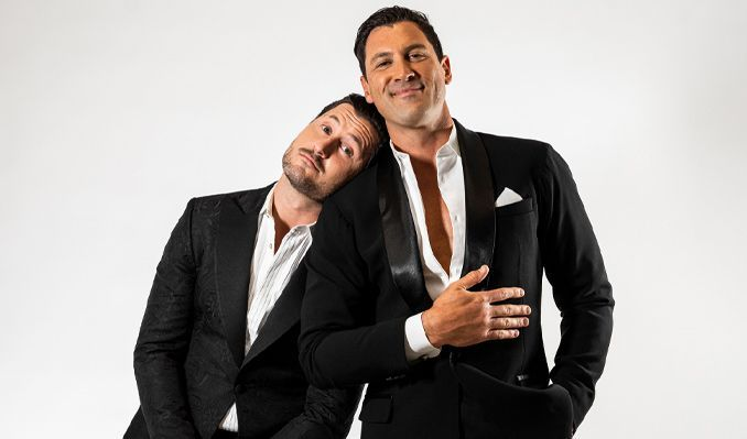 Maks & Val tickets at Agora Theatre in Cleveland