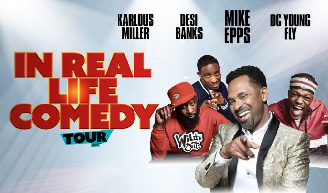 Mike Epps tickets at Microsoft Theater in Los Angeles