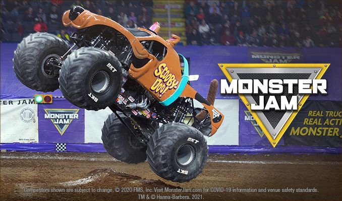 Monster Jam tickets at STAPLES Center in Los Angeles