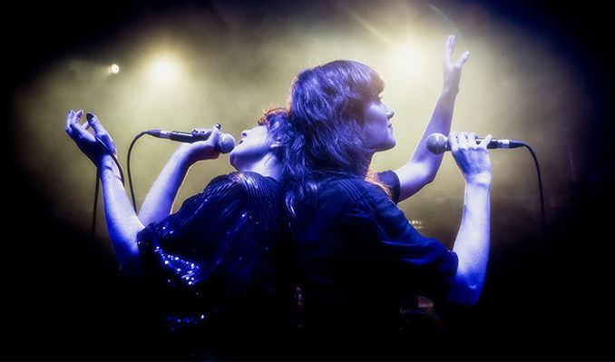 Nouvelle Vague tickets at Webster Hall in New York