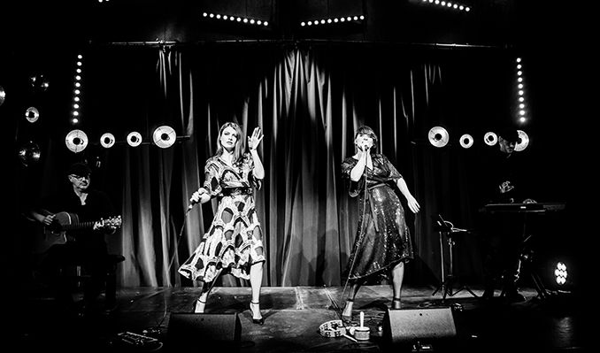 Nouvelle Vague tickets at Fonda Theatre in Los Angeles