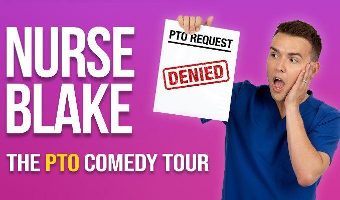 Nurse Blake tickets at Royal Oak Music Theatre in Royal Oak