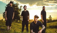 P.O.D. From Ashes To New, All Good Things, Sleep Signals