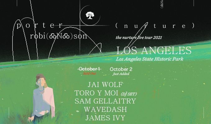 Porter Robinson - 2nd Show Added tickets at Los Angeles State Historic Park in Los Angeles