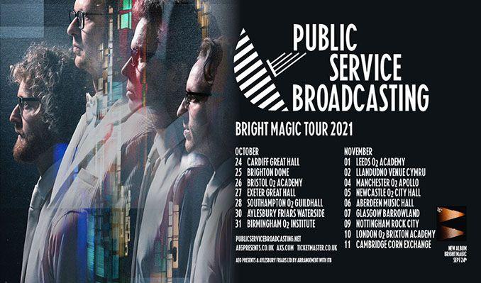 Public Service Broadcasting tickets at Brighton Dome in Brighton