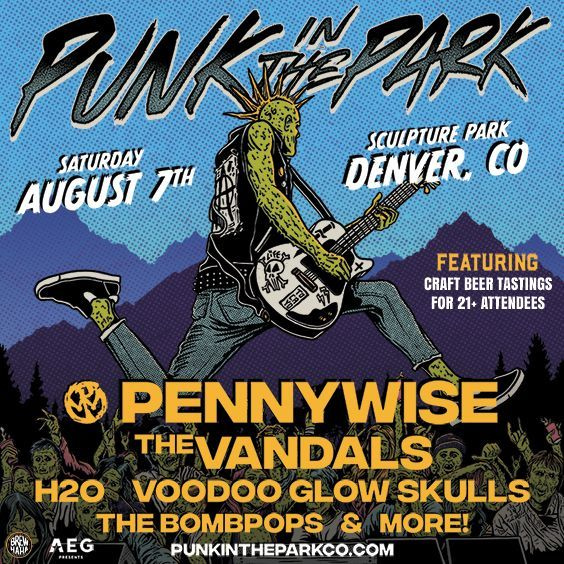 More Info for Punk In The Park w/ Pennywise