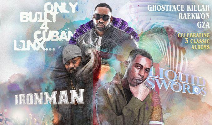 Raekwon x Ghostface Killah x GZA  tickets at The Novo in Los Angeles