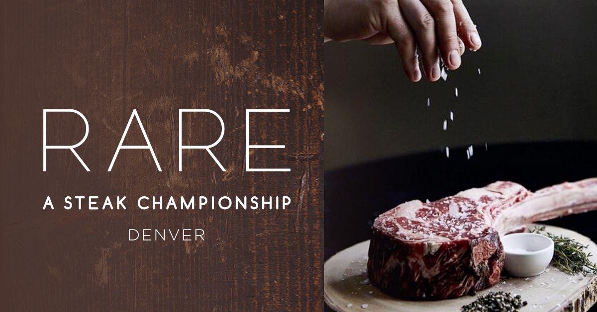 RARE, The Denver Steak Championship
