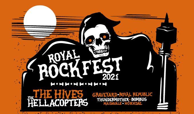 Royal Rock Fest tickets at Avicii Arena, Stockholm