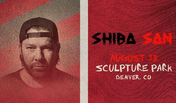 Shiba San tickets at Sculpture Park at Denver Performing Arts Complex in Denver